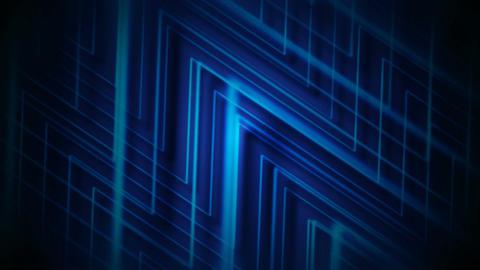 digital grid lines Stock Video Footage