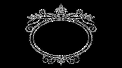 Silver ornament04 Animation