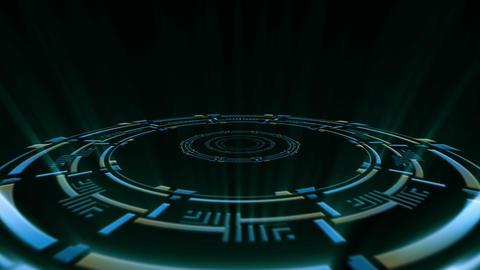 Hud Circle Rays V01 0