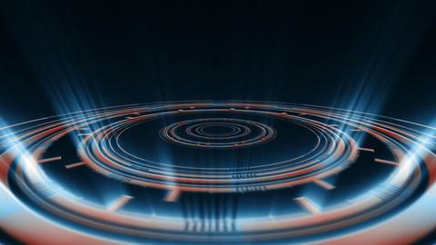 Hud Circle Rays V01 2