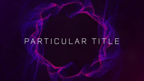 Particular Title