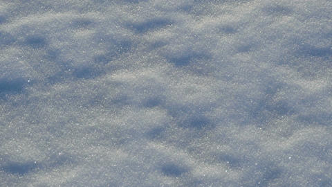 white fluffy snow abstract background Live Action