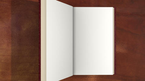 Opening Book, zoom Animation