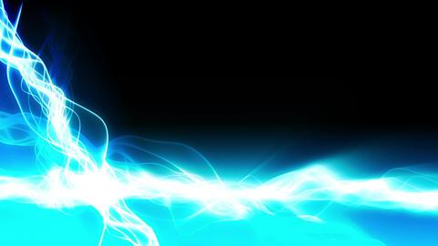 Magic Light Streaks Background Stock Video Footage