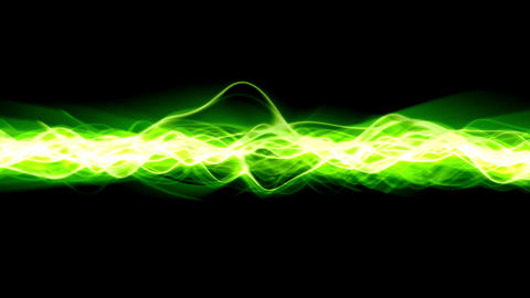 Dynamic Energy Stream stock footage