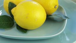Lemons Footage