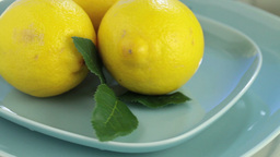 Lemons Stock Video Footage