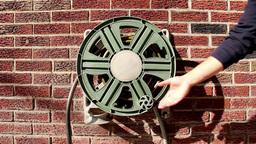 Garden Hose Stock Video Footage