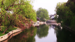 Chinese relaxation Stock Video Footage