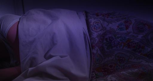Woman Sleeping Live Action