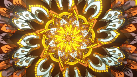 Mystic Experience - 20 In 1 Trippy Psychedelic Beautiful Lovely Mandala Collection VJ Infinite Loop