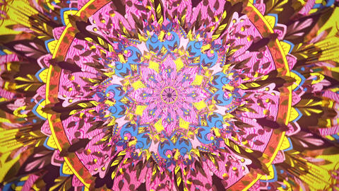 Mystic Experience - 20 In 1 Trippy Psychedelic Beautiful Lovely Mandala Collection VJ Infinite Loop 1