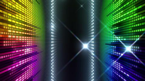 LED Wall 2 W Db M 3m HD Stock Video Footage