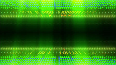LED Wall 2 W Ds O 3m HD Stock Video Footage
