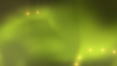 Green Flow Animation Loop Animation