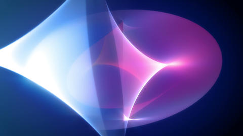 Ayla - Swirling Emotional Light Video Background Loop stock footage