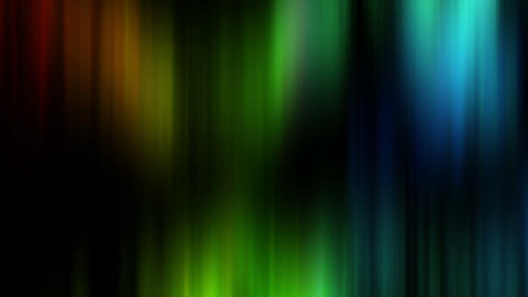 colorful wavy loopable background Stock Video Footage