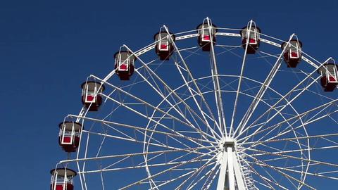Ferris Wheel Stock Video Footage