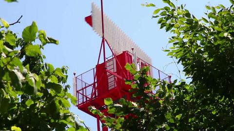 Radar station Live Action