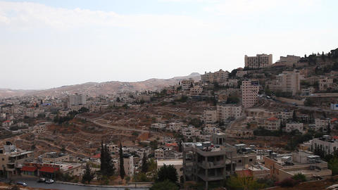 Bethlehem, Palestine Stock Video Footage