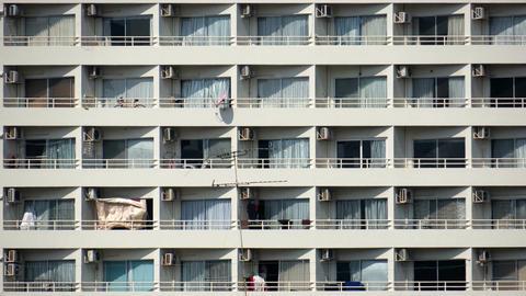 Urban Apartment Condominium Search Animation