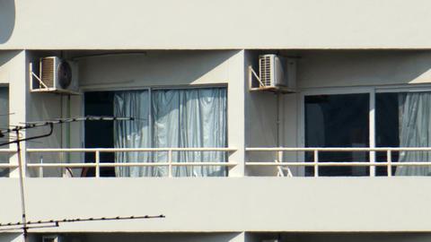 Urban Apartment Condominium Search Stock Video Footage
