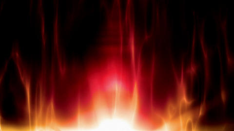 Abstract Flames Stock Video Footage