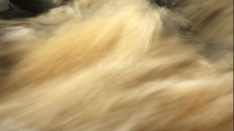 ND filter water stream 8 Stock Video Footage