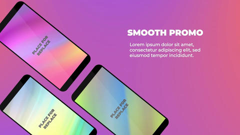 App Promotion After Effects Template