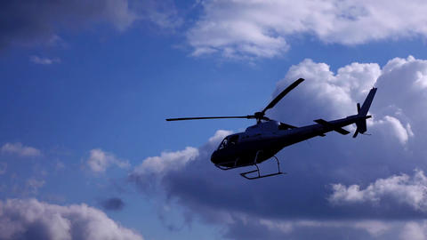Helicopter scenic flight Live Action