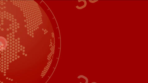 global GPS,earth map,city map,military Radar GPS screen... Stock Video Footage