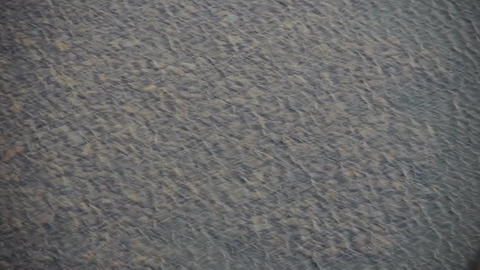 clear transparent repulse bay ripple,sparkling... Stock Video Footage