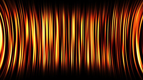 Abstract background with gold stripes Stock Video Footage