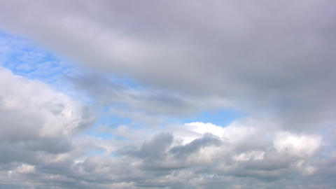 Clouds timelapse Stock Video Footage