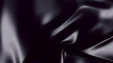 Silk Fabric Screen Reveal (Six Clips) Stock Video Footage