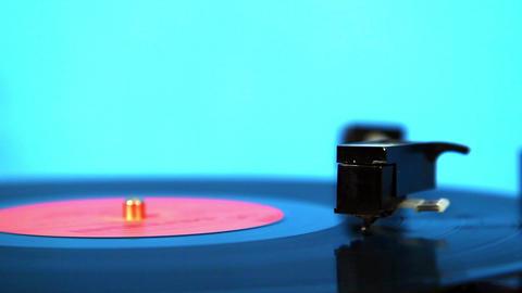 Old Vinyl Player