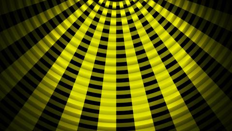 yellow lights fan Stock Video Footage