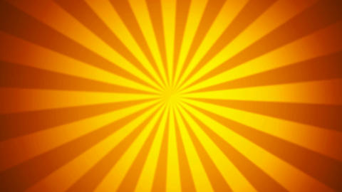 hot abstract sunrays Stock Video Footage