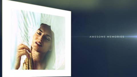 Awesome Memories Apple Motion Template