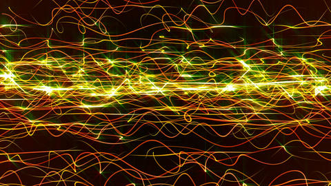 Abstract Lines Background 5 Animation
