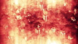 Armageddon City 2 Stock Video Footage