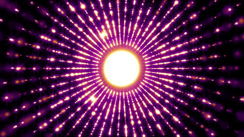 Disco Tunnel 4 Stock Video Footage