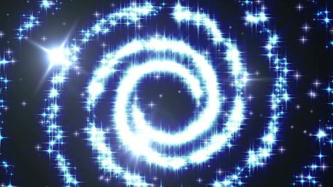 Glisten Glamour Spirals 11 Stock Video Footage