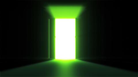 Mysterious Door 3 Animation
