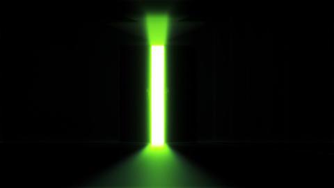 Mysterious Door 13 jesus Stock Video Footage
