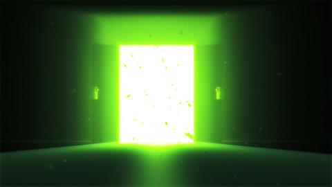 Mysterious Door v2 3 Stock Video Footage