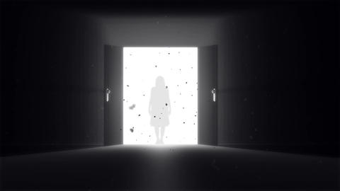 Mysterious Door v 2 5 yurei Animation