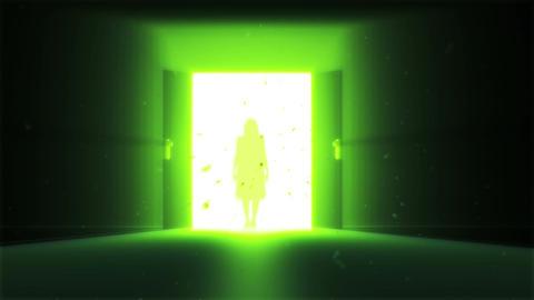 Mysterious Door v 2 7 yurei Animation