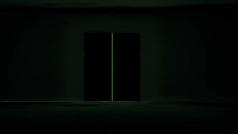 Mysterious Door v 3 3 Stock Video Footage