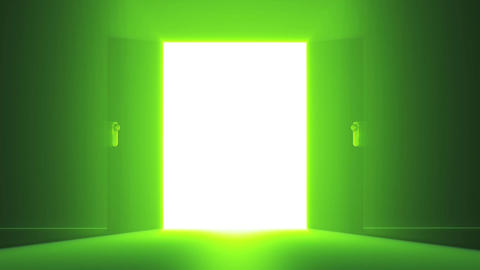 Mysterious Door v 3 3 Stock Video Footage